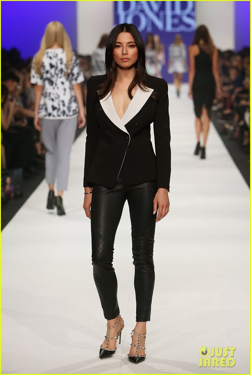 jessica gomes david jones fashion show 013073858