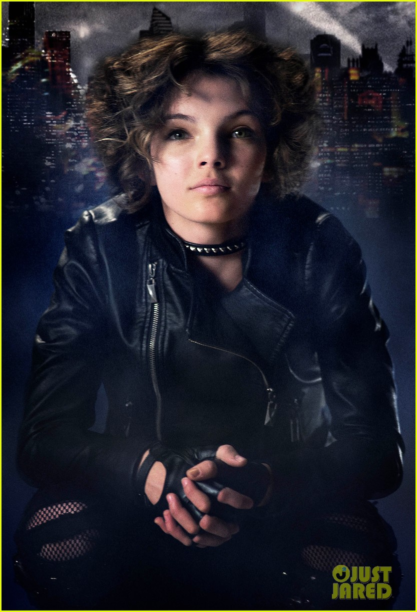 gotham releases official character portraits for main characters 023079700