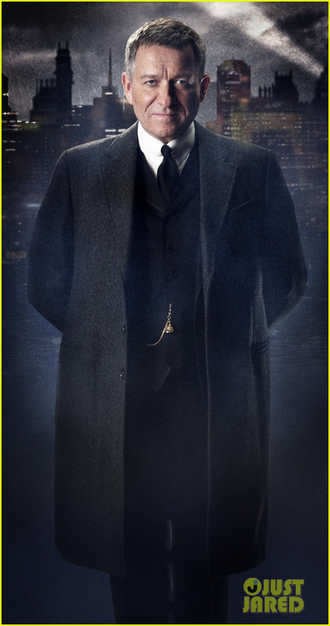 gotham releases official character portraits for main characters 15