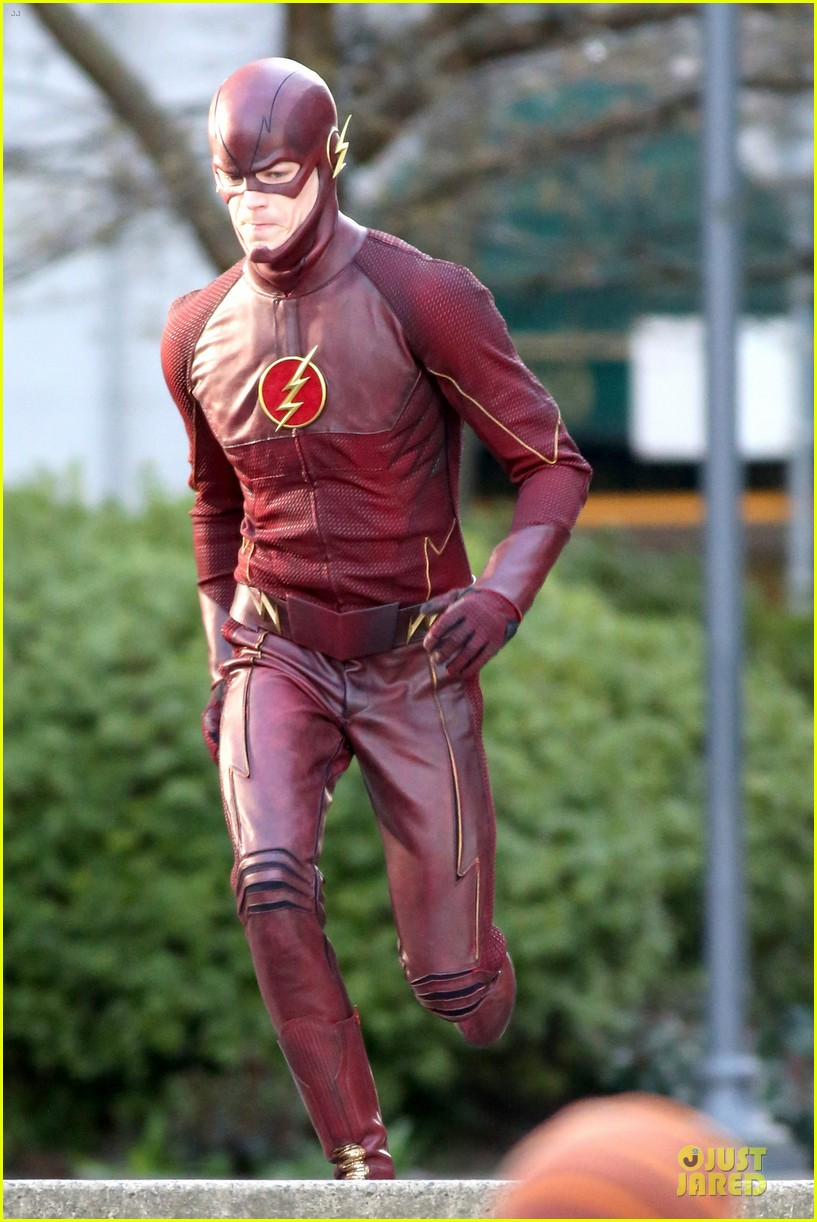 grant gustin is proud stoked to wear flash costume 05