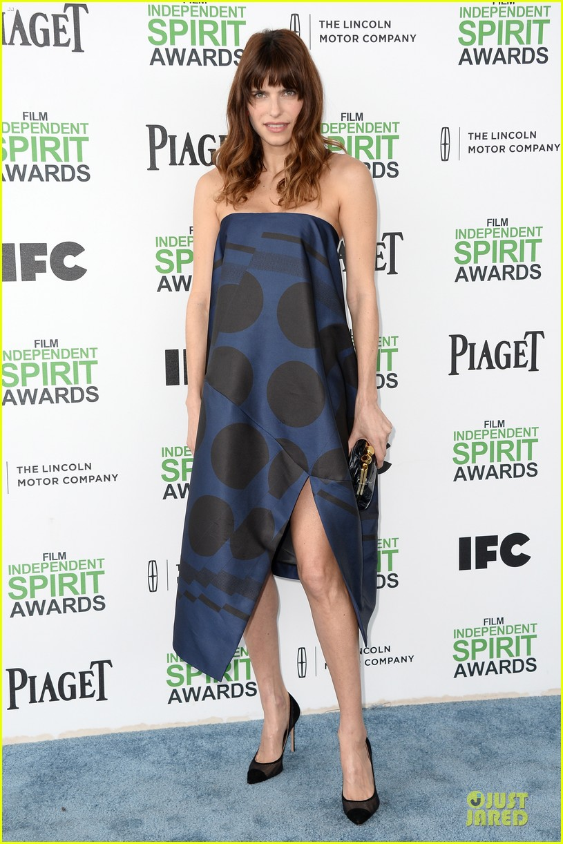 kathryn hahn maria bello independent spirit awards 2014 06