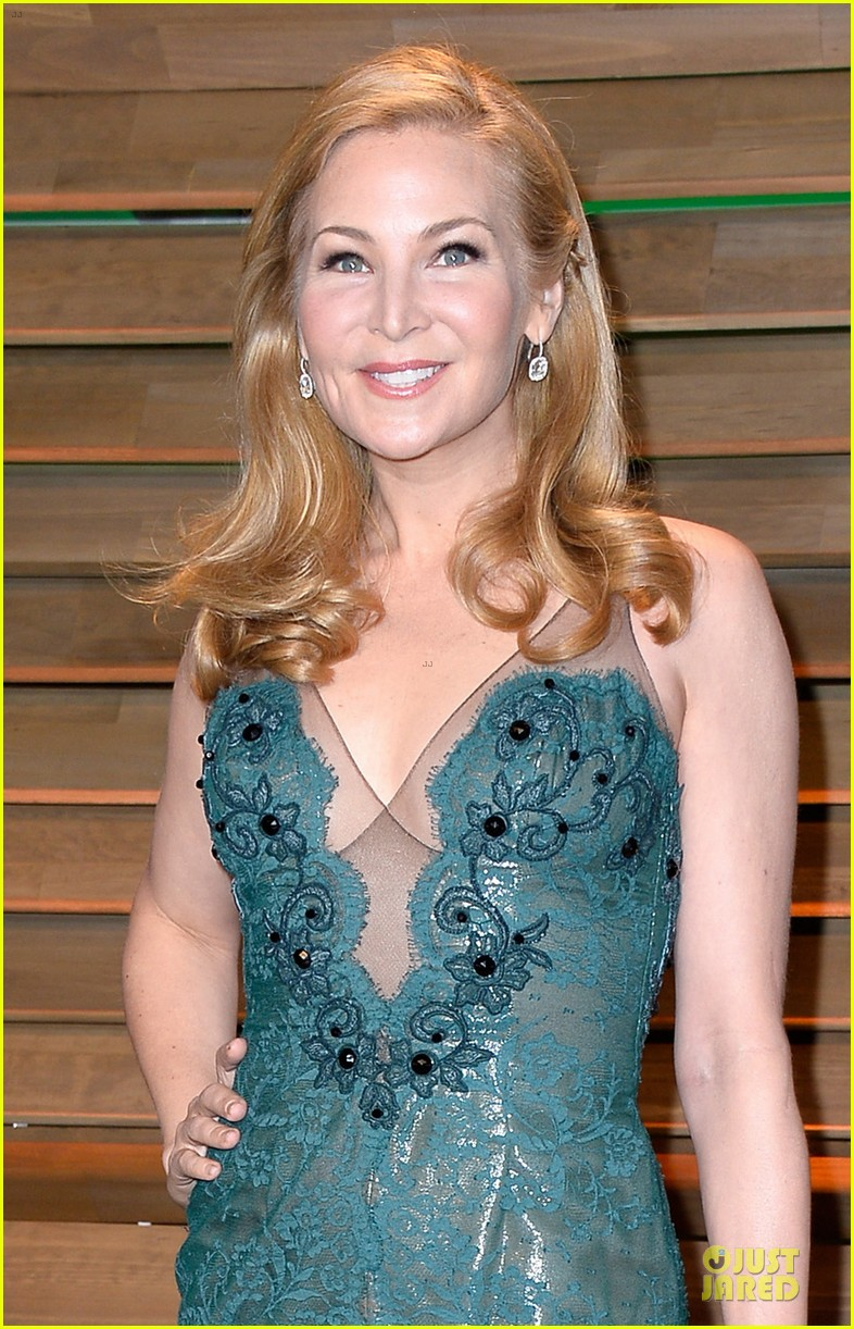 jon hamm jennifer westfeldt vanity fair oscars party 2014 02