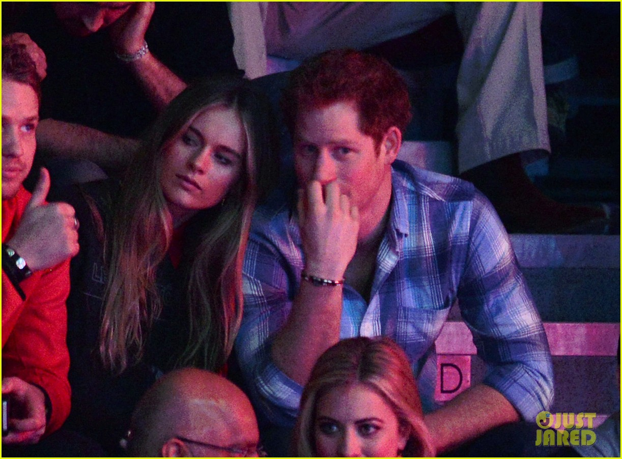 prince harry girlfriend cressida bonas attend first official event together 03