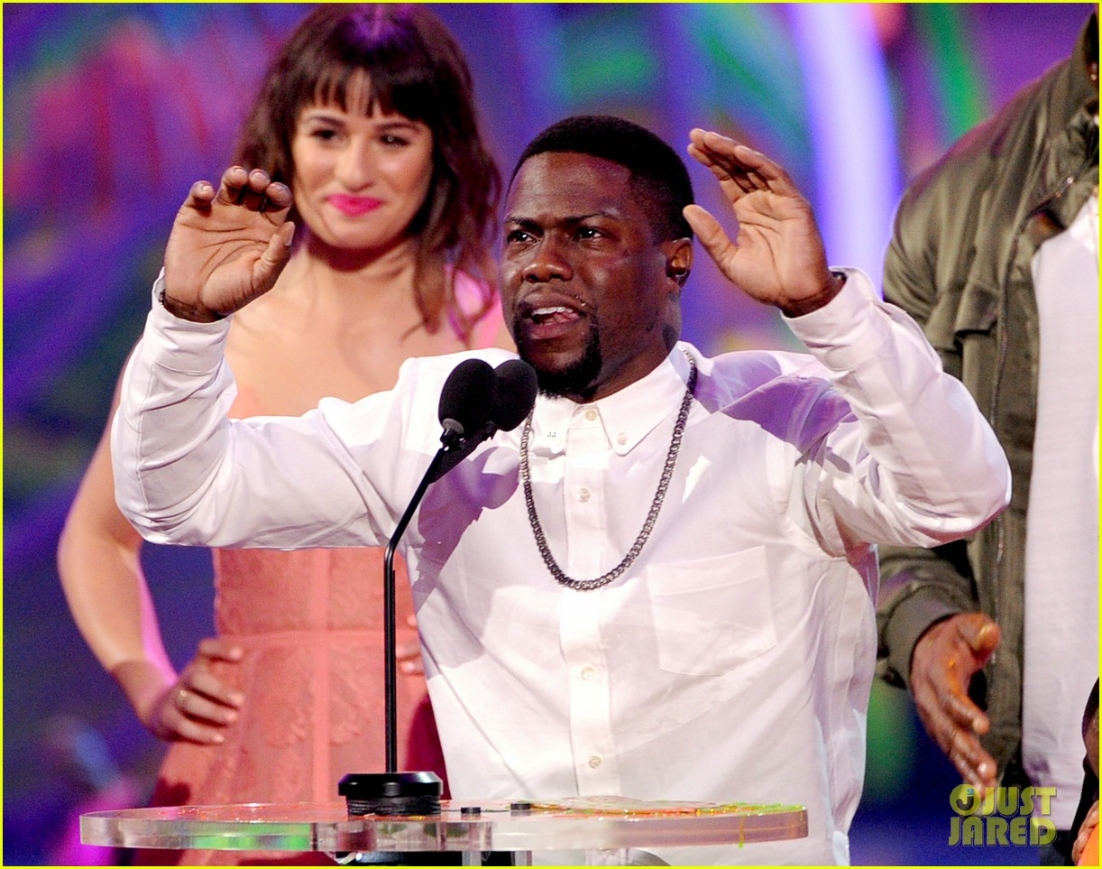 kevin hart adam sandler kids choice awards 2014 063081472