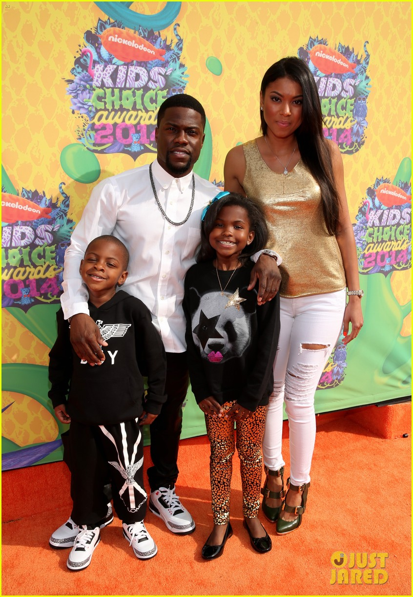 kevin hart adam sandler kids choice awards 2014 19