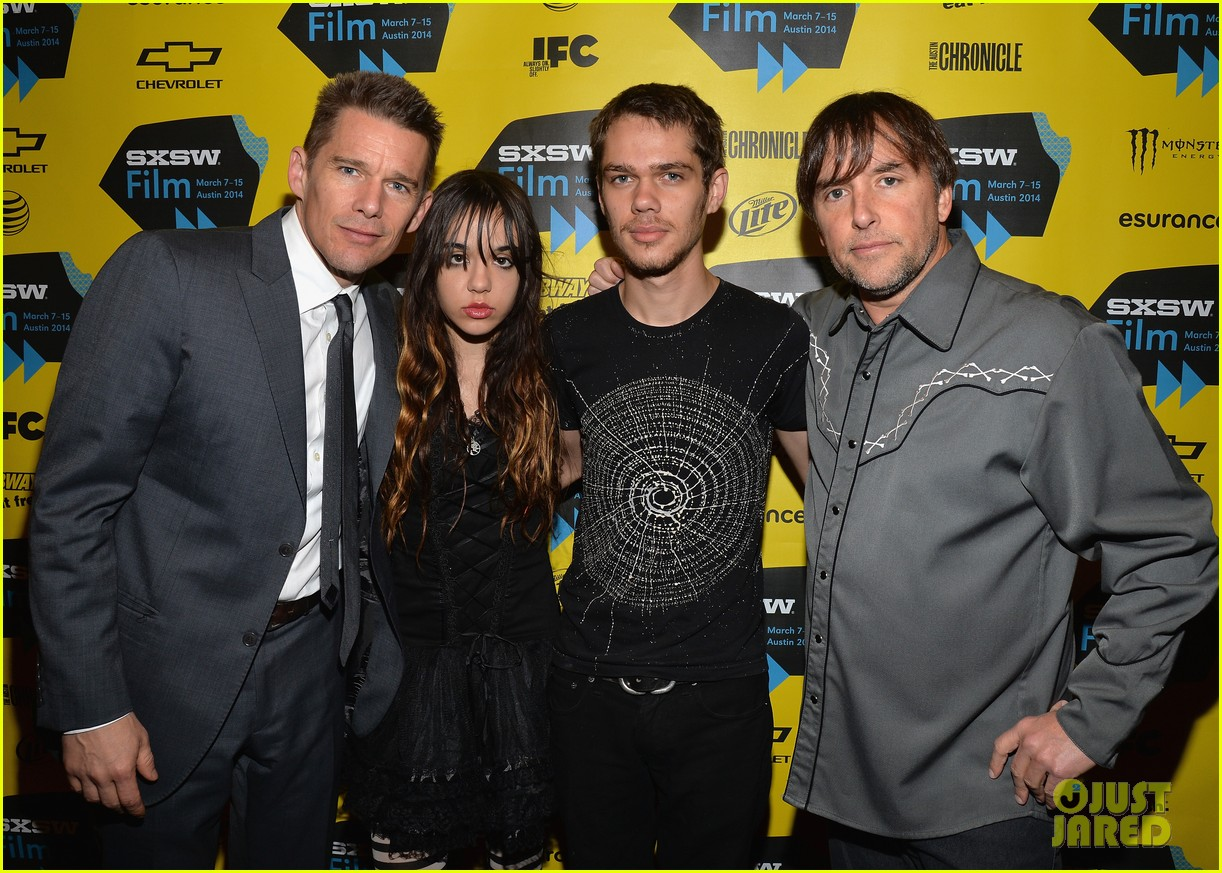 ethan hawke richard linklater premiere next movie 04