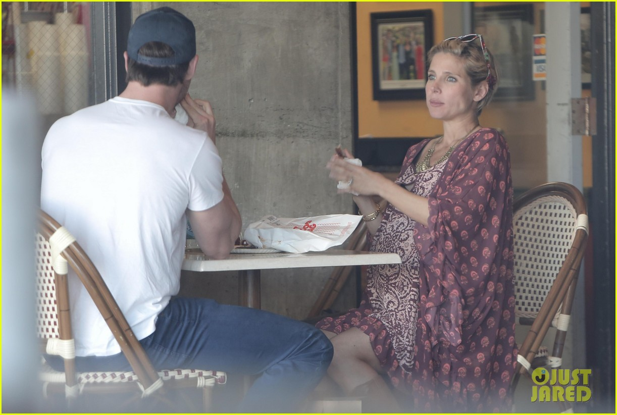chris hemsworth elsa pataky enjoy lunch date 06