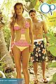 shirtless josh hendersons six pack is unreal in op ads with bikini clad nina agdal 08