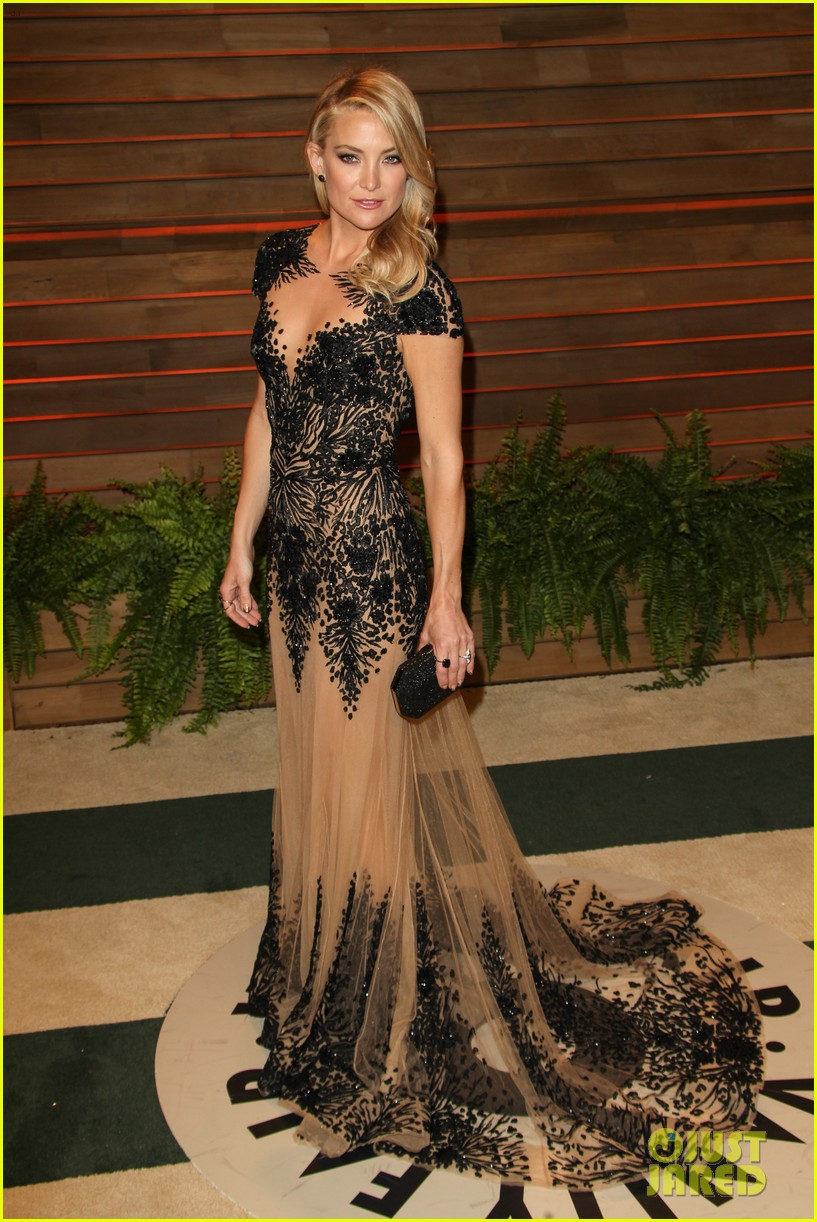 kate hudson vanity fair oscars party 2014 09