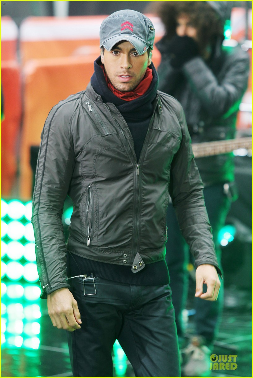 enrique iglesias heart attack on today show 023073411