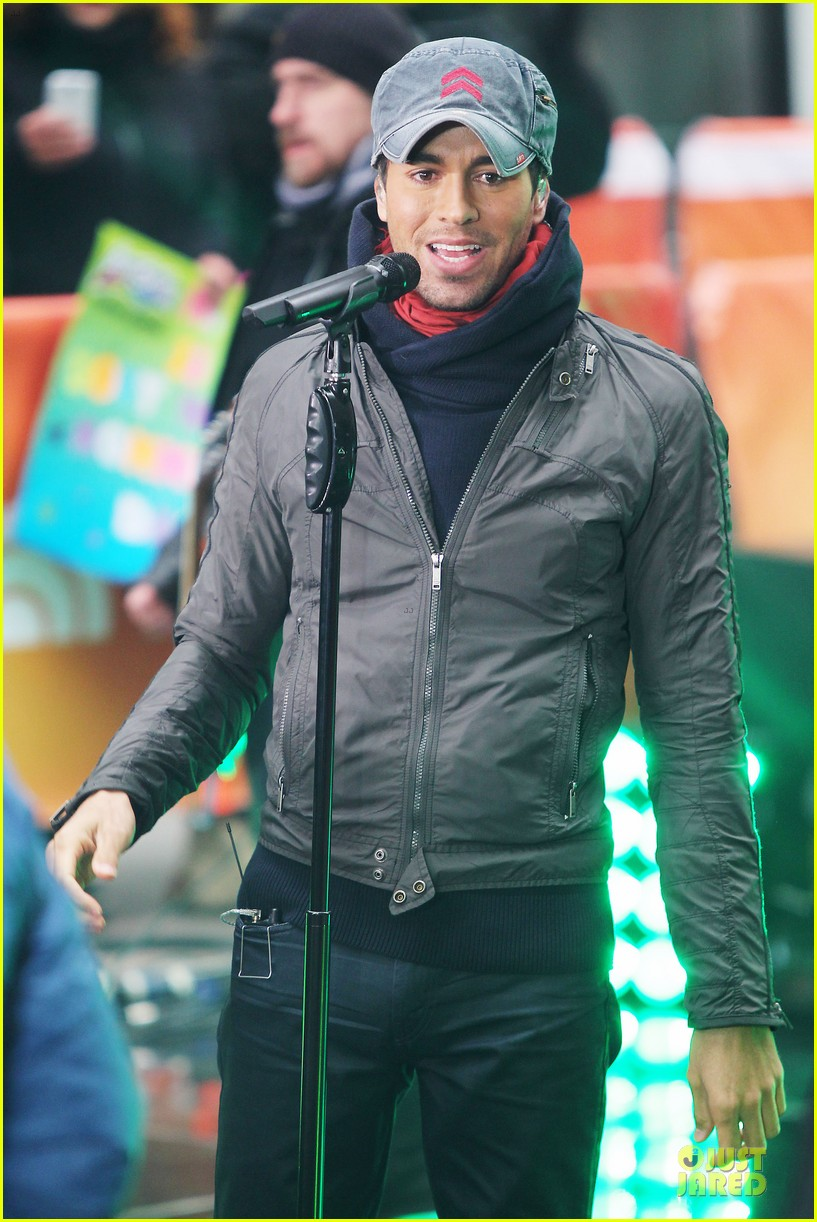 enrique iglesias heart attack on today show 063073415