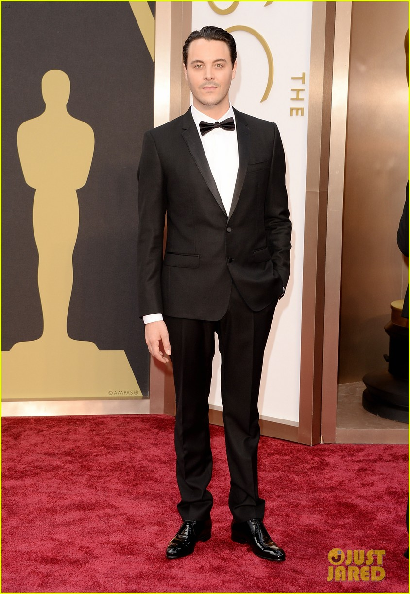 jack huston paul dano ocsars 2014 red carpet 02