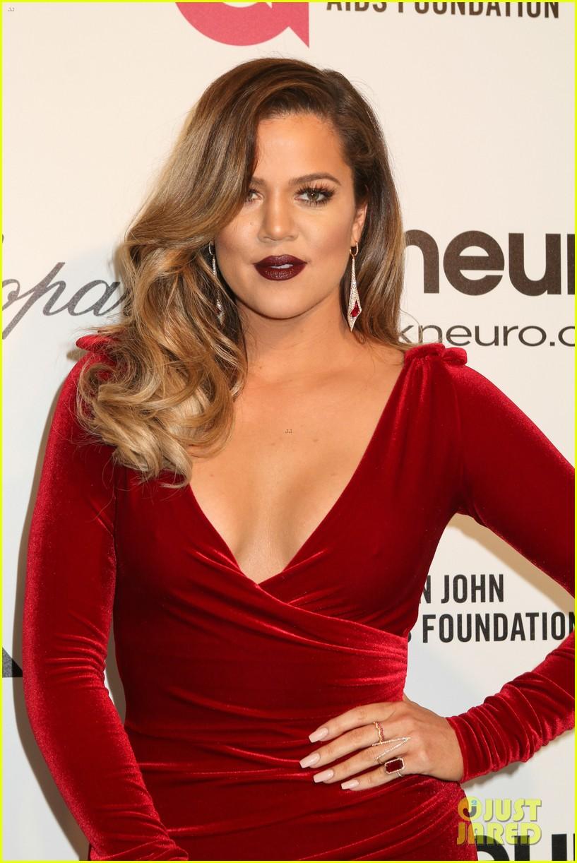 kardashian sisters kris jenner elton john oscars party 2014 023064804
