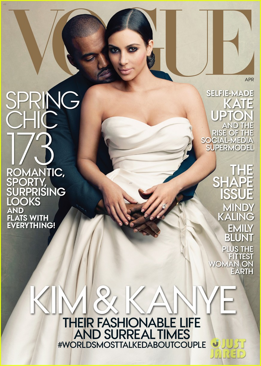 kim kardashian kanye west north more vogue photos 02