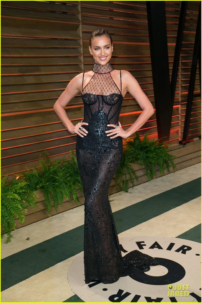 karlie kloss irina shayk vanity fair oscars party 2014 20