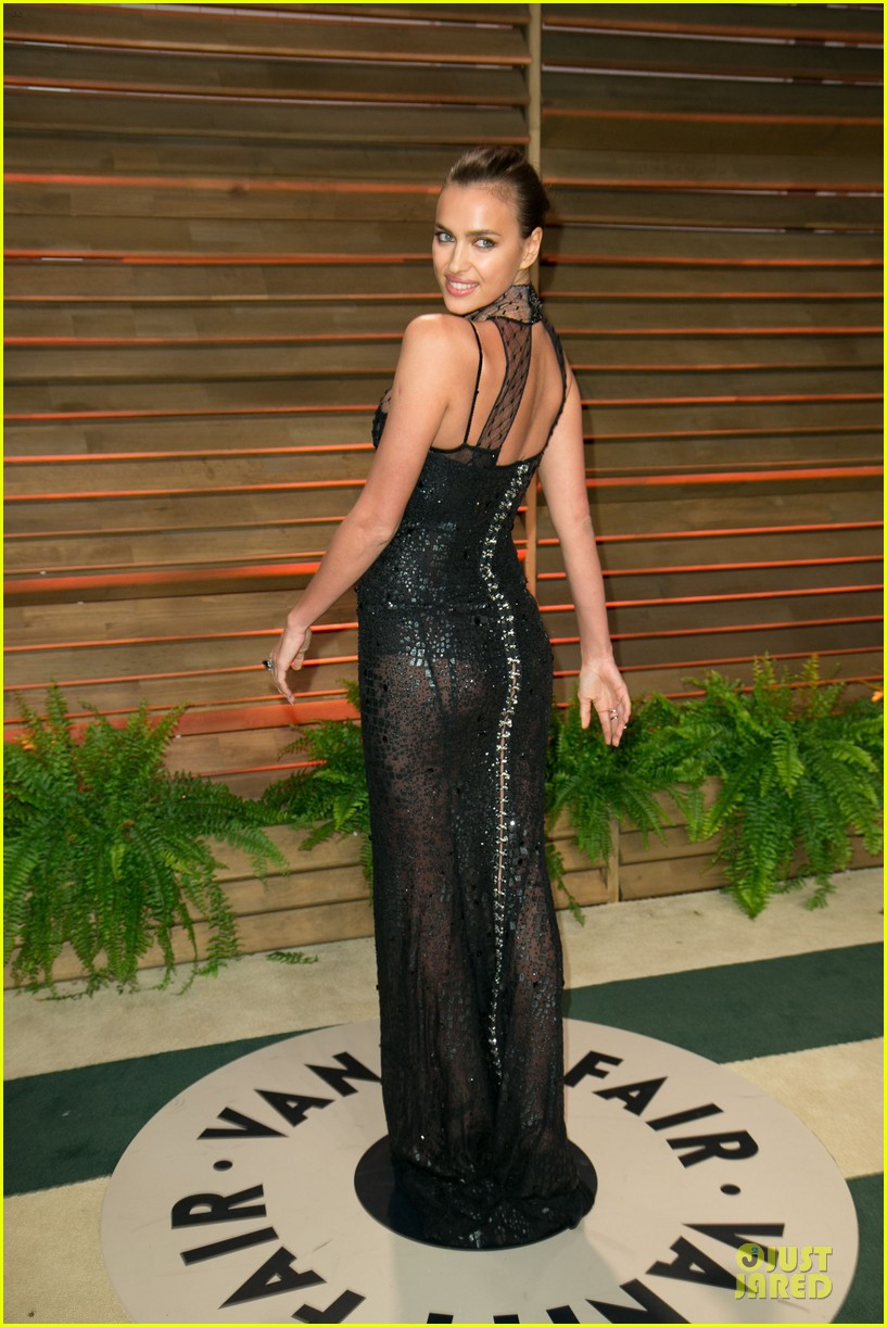karlie kloss irina shayk vanity fair oscars party 2014 223065490