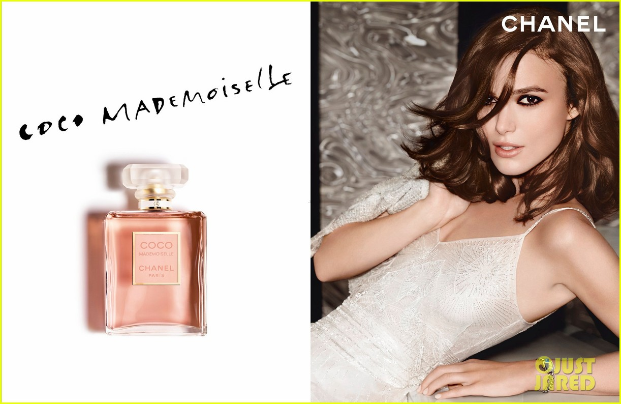 keira knightley coco mademoiselle fragrance ad 063073894
