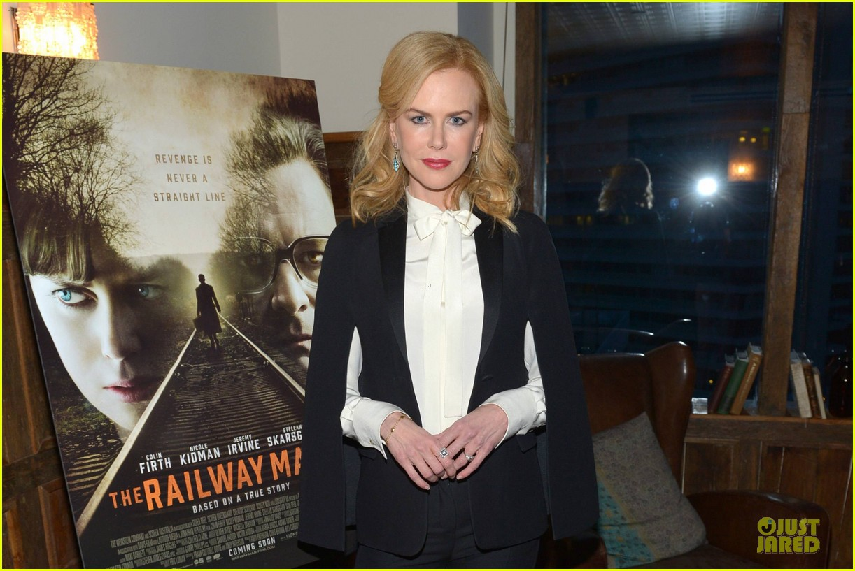 nicole kidman railway man screening 19
