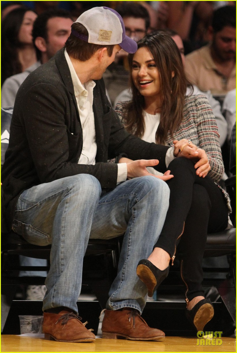 mila kunis will play ashton kutcher love interest 11