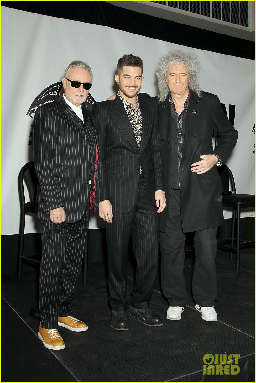 adam lambert queen reuniting for north american tour 083067103