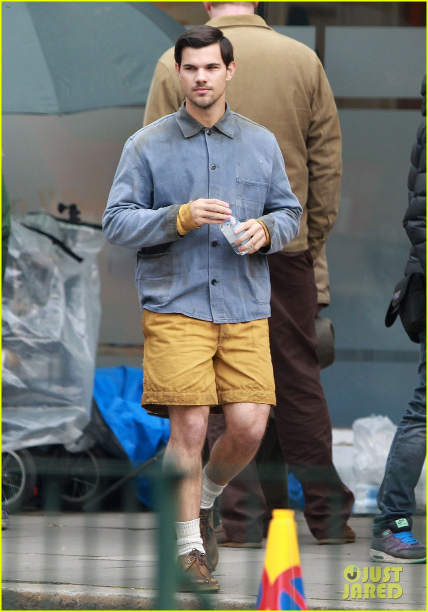 taylor lautner does his own stunts for cuckoo 17