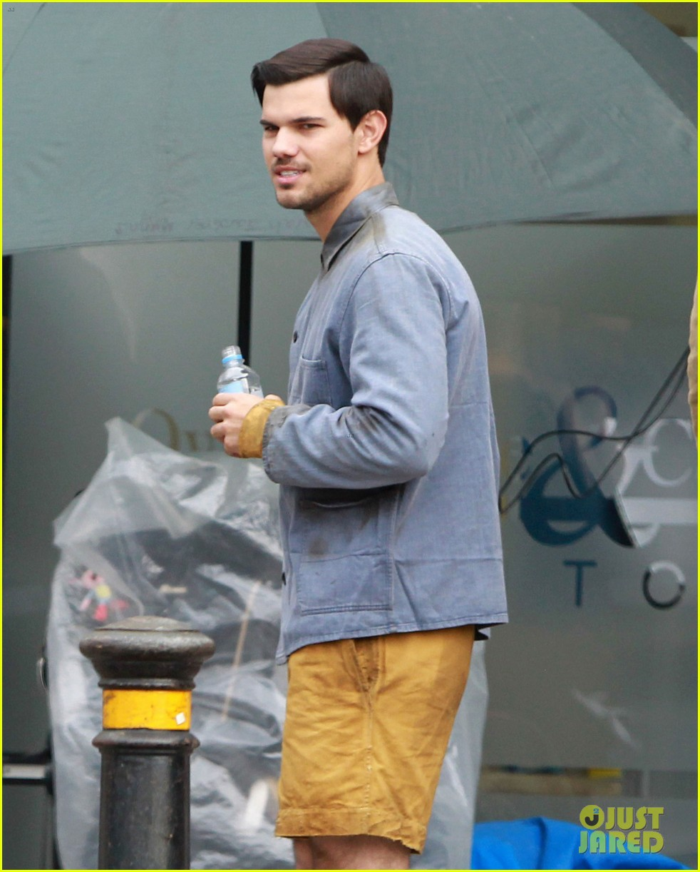 taylor lautner does his own stunts for cuckoo 21