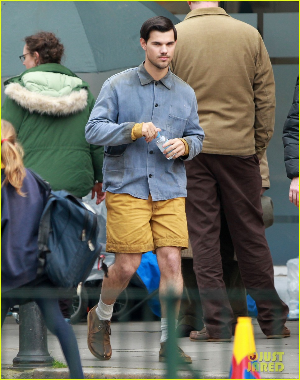 taylor lautner does his own stunts for cuckoo 22