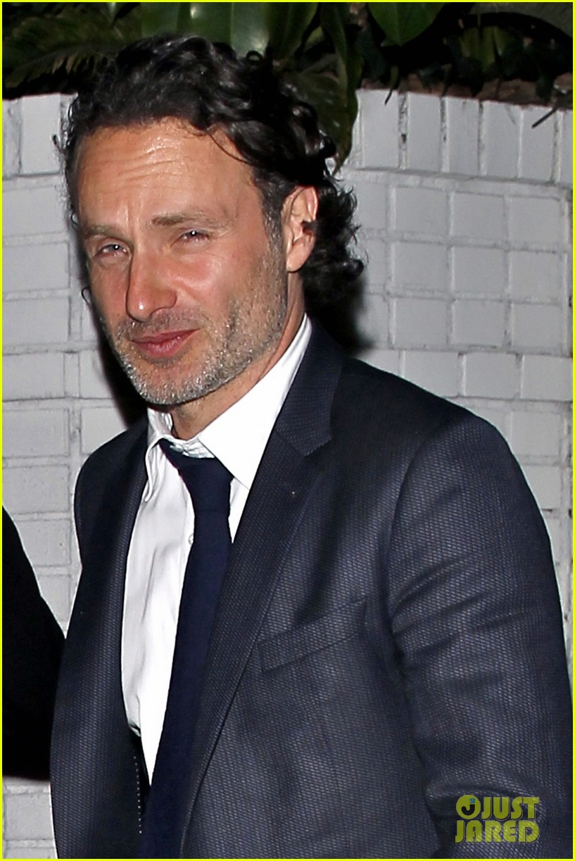 andrew lincoln steps out after violent walking dead finale 07