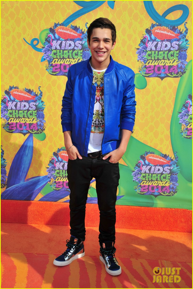 austin mahone cody simpson kids choice awards 2014 053081305