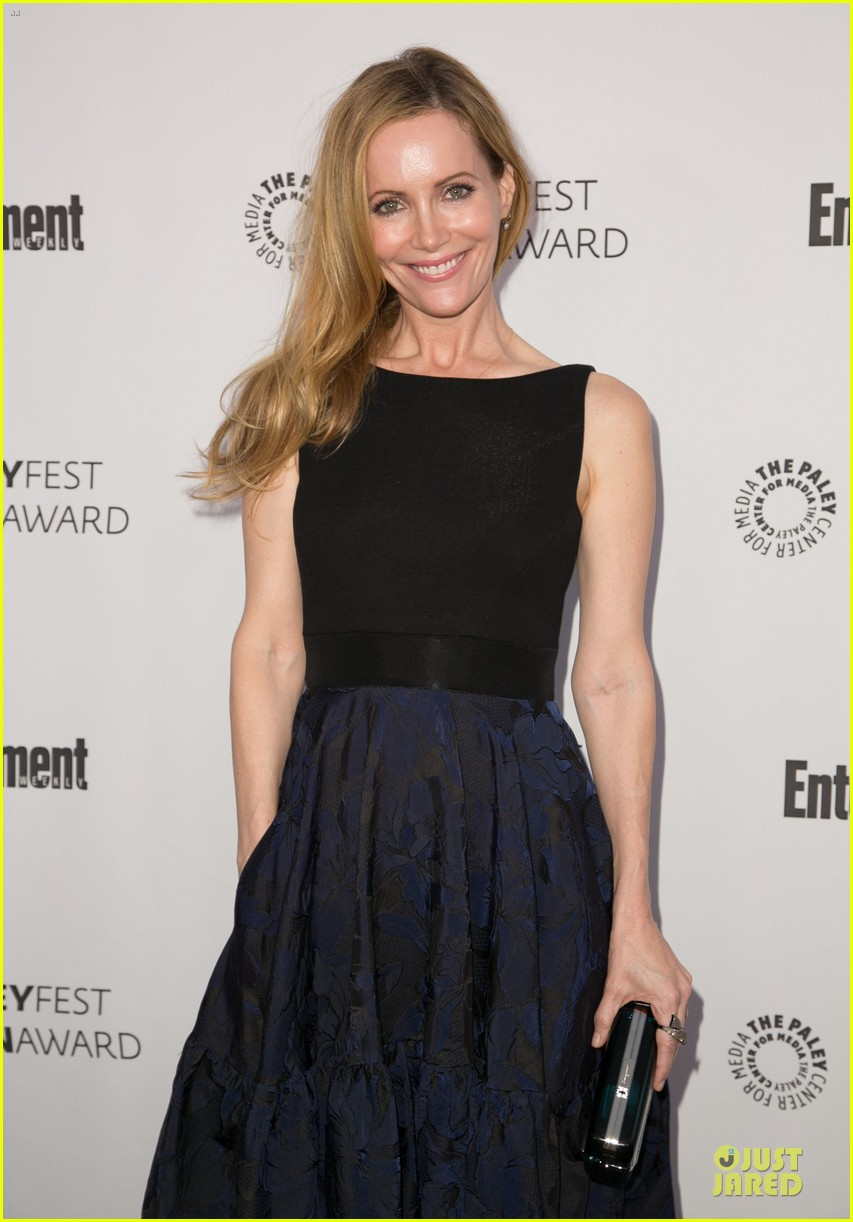 leslie mann support judd apatow at paleyfest 08