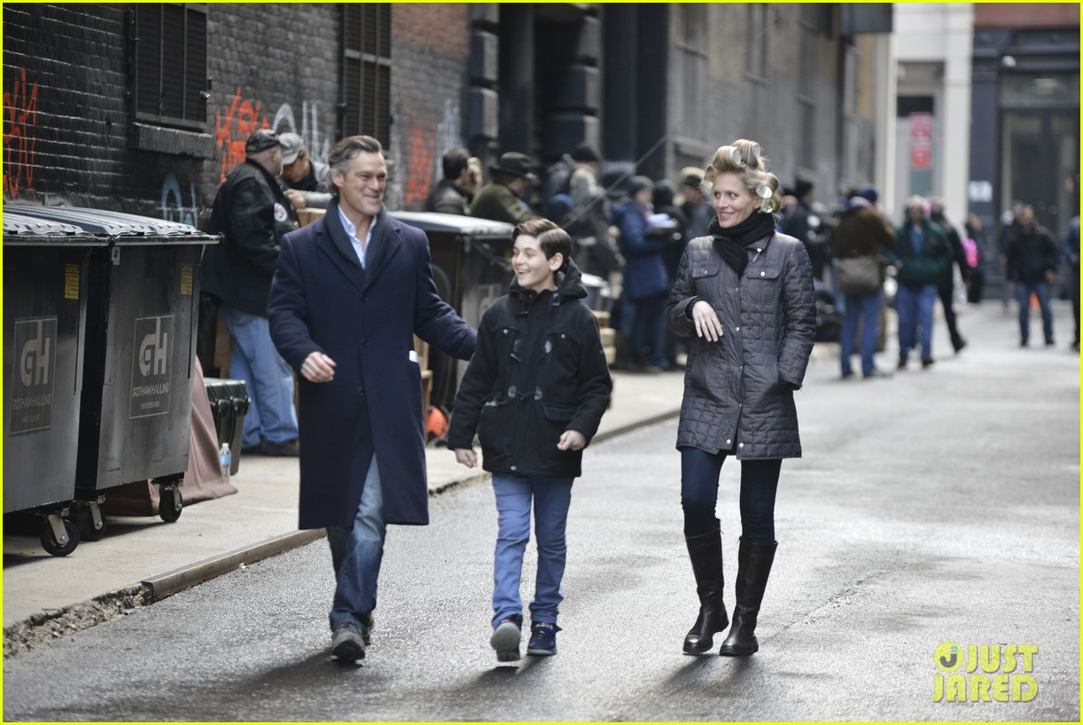ben mckenzie donal logue gotham fight scene 25
