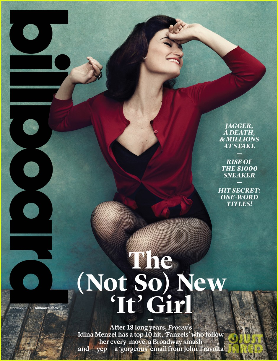 frozens idina menzel is the new it girl for billboards latest issue 013076026