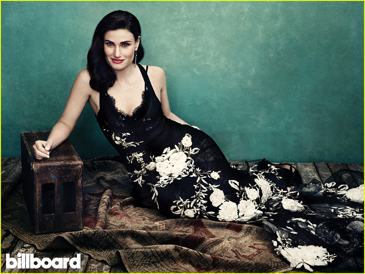 idina menzel billboard magazine photo shoot 03