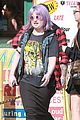 kelly osbourne gets back to her rocker roots in a misfits t shirt 04