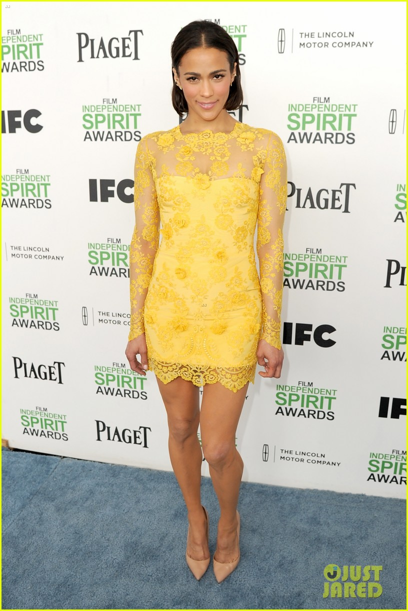 paula patton steps out after split at independent spirit awards 2014 033062927