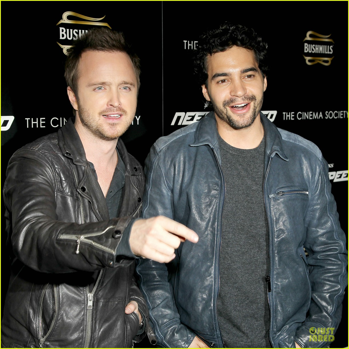 aaron paul ramon rodriguez need for speed nyc screening 13