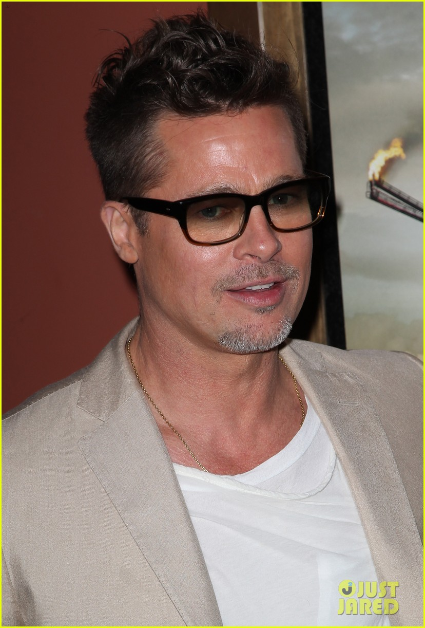 brad pitt big men documentary screening 13