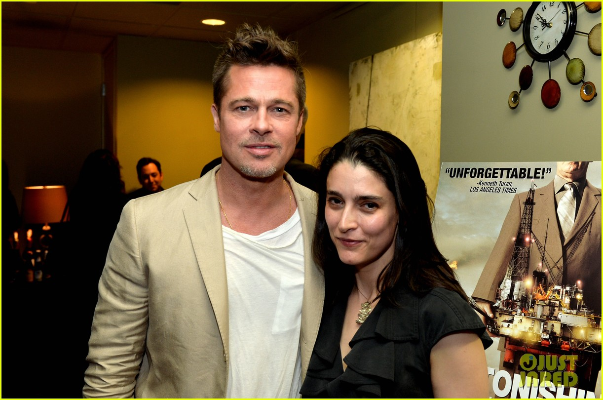 brad pitt big men documentary screening 30