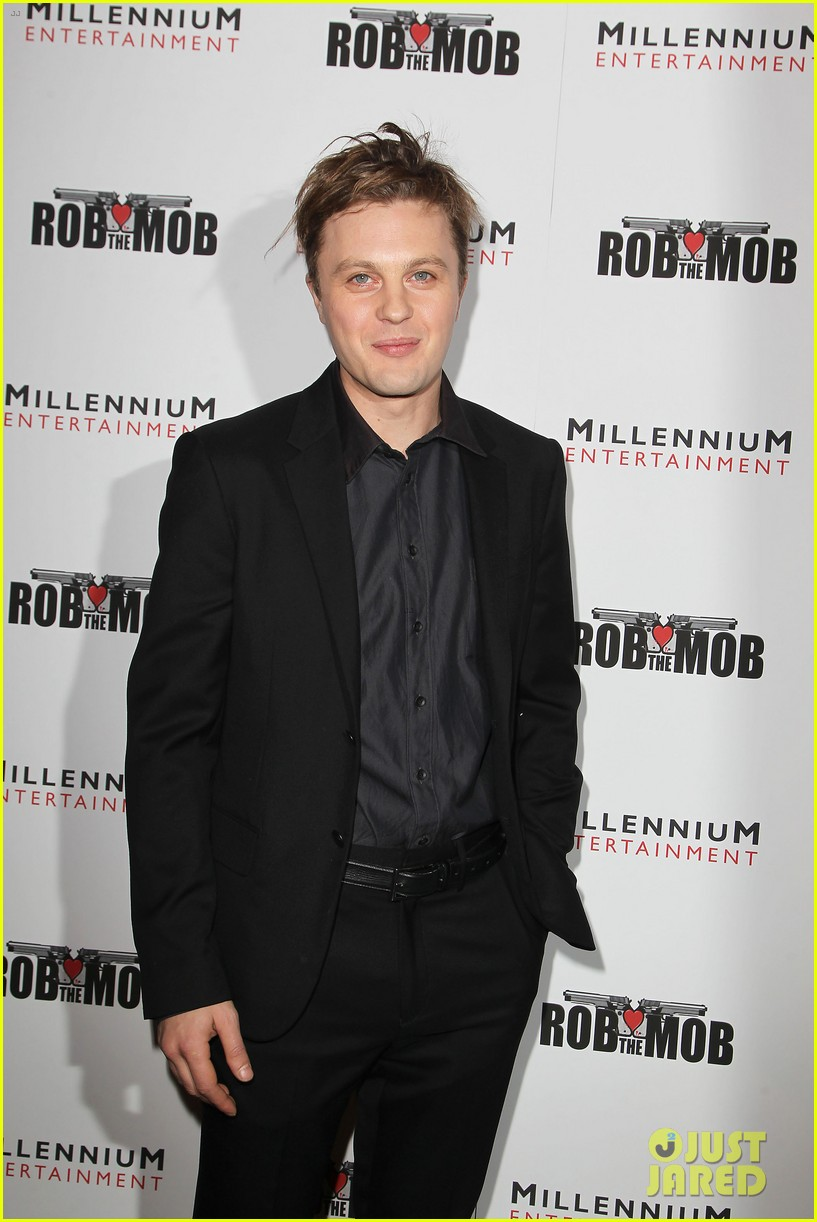 michael pitt robs the mob nyc 08