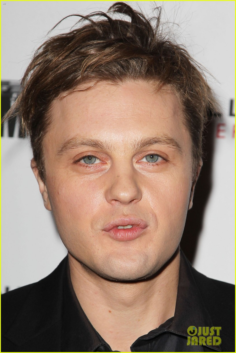 michael pitt robs the mob nyc 09