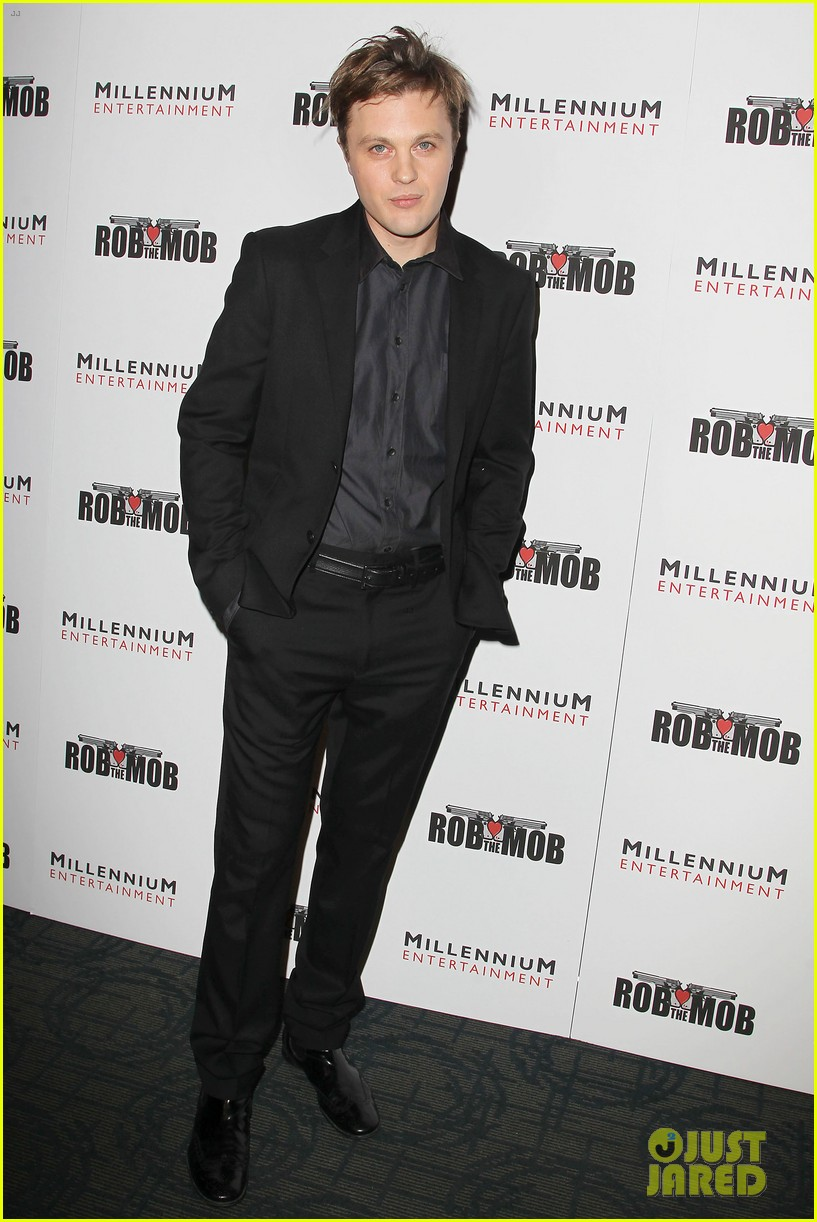 michael pitt robs the mob nyc 10