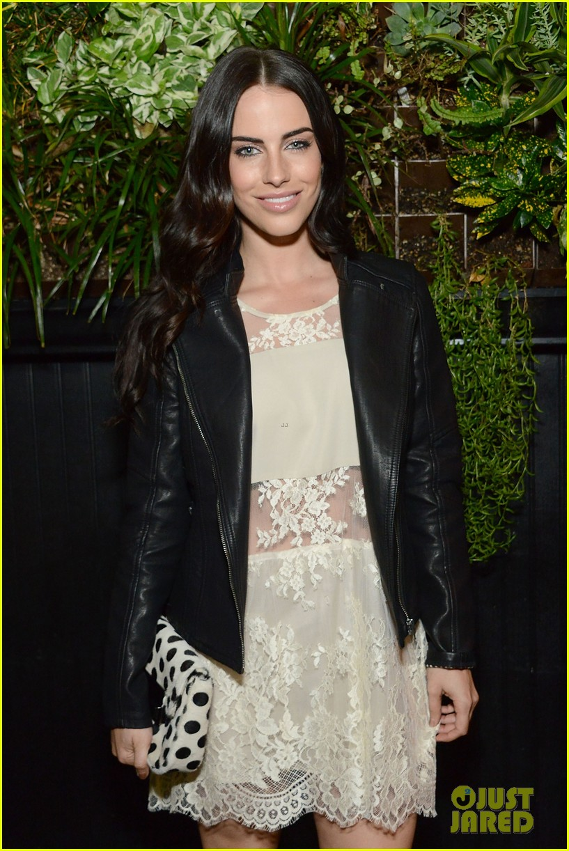 nikki reed jessica lowndes attend blanknycs celebration at goldies 03