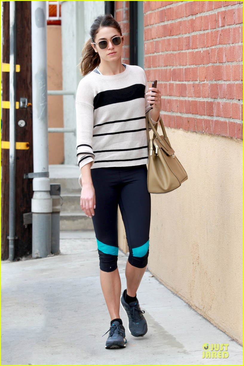 nikki reed perfect example of gym 11