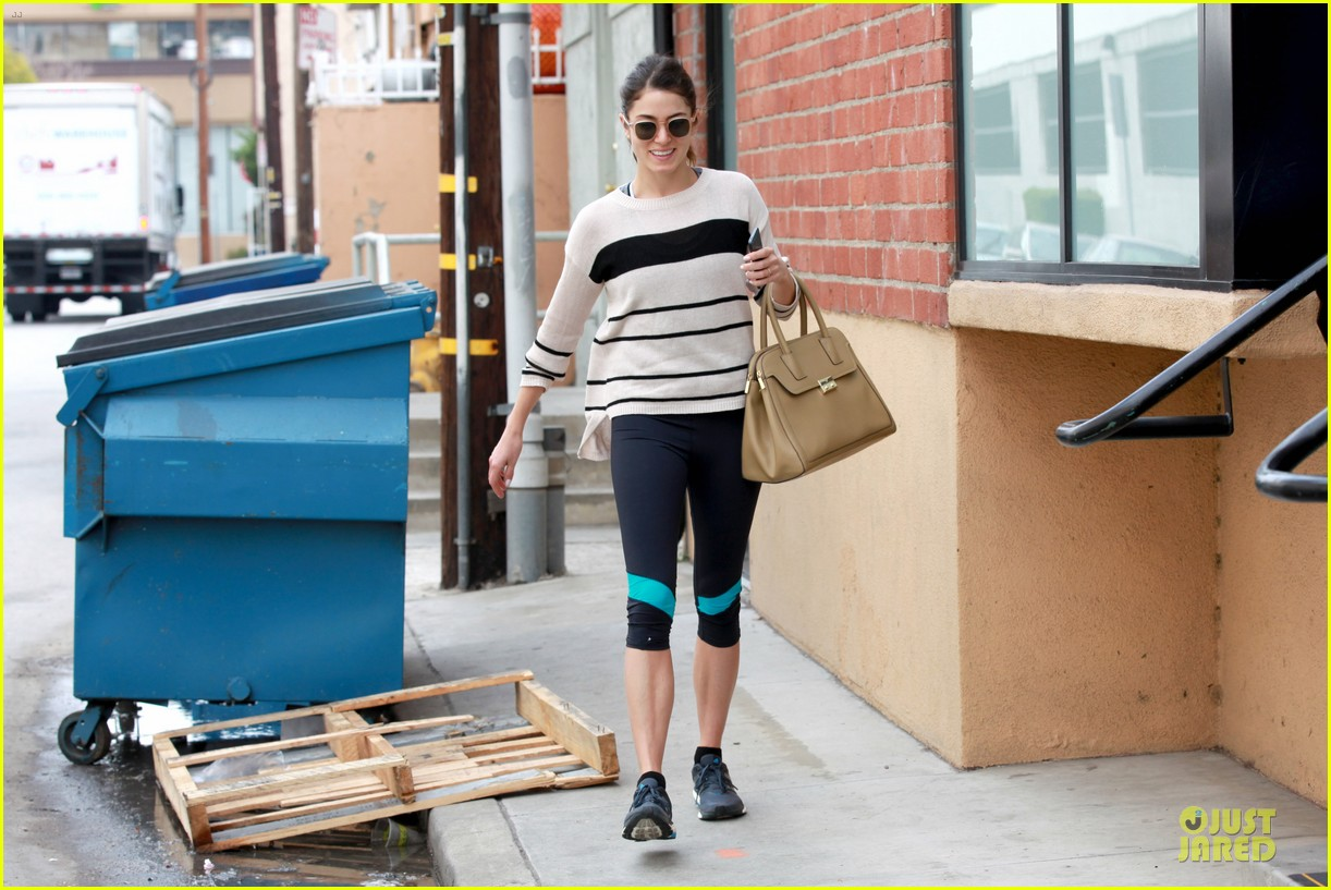 nikki reed perfect example of gym 14