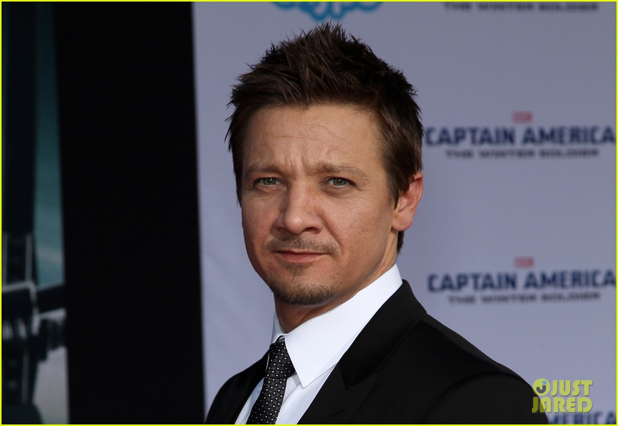 jeremy renner marvel family support captain america crew 18