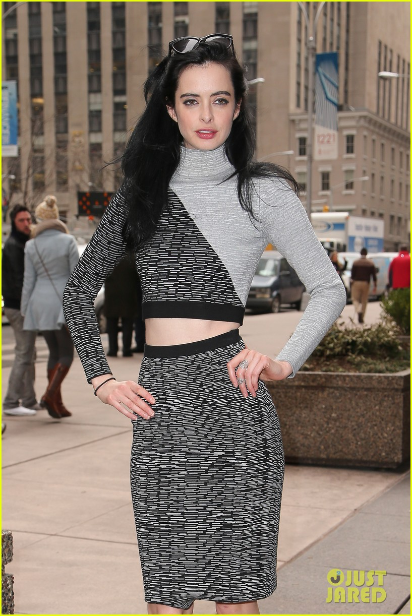 krysten ritter do good work be a good person 013069794