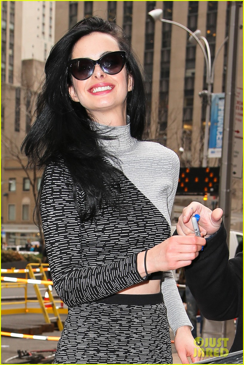 krysten ritter do good work be a good person 023069795