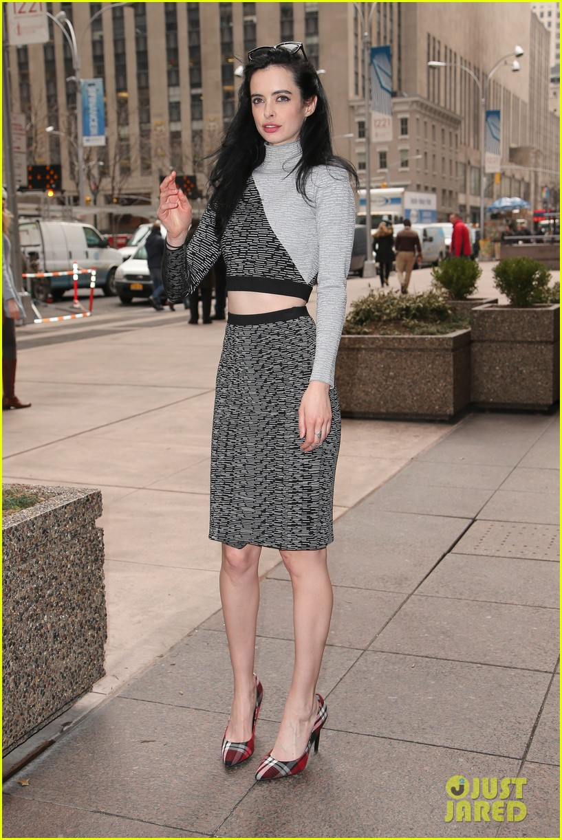 krysten ritter do good work be a good person 083069801