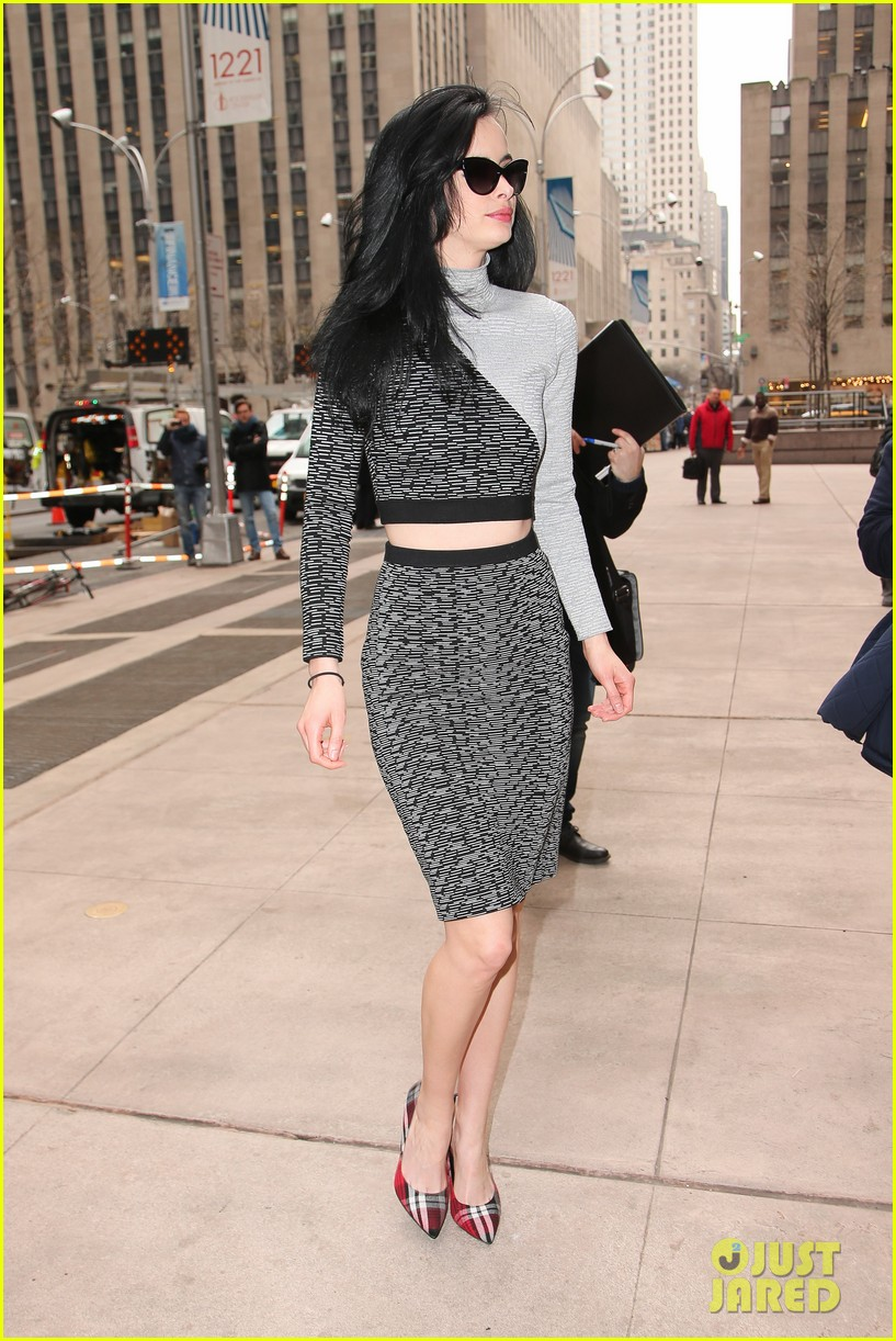 krysten ritter do good work be a good person 16