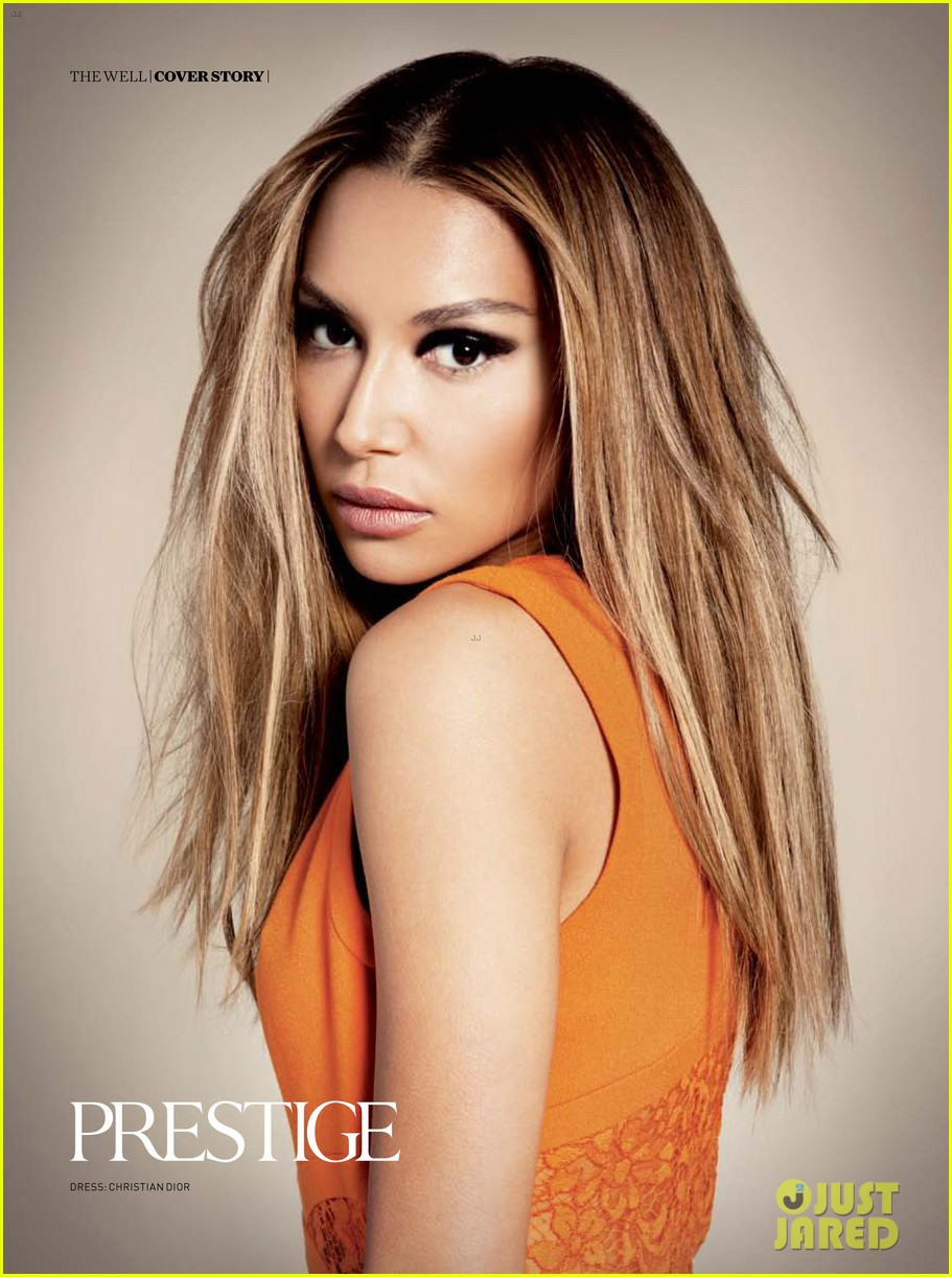 naya rivera prestige indonesia march 2014 023068698